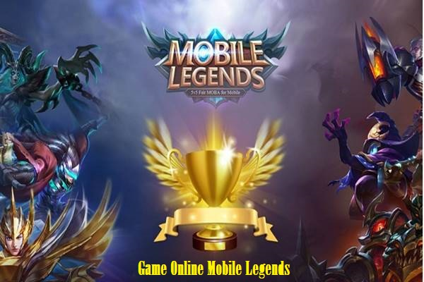 Game Online Mobile Legends